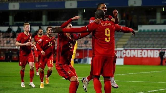 Bỉ - Nga: Quỷ đỏ giương oai! - Bóng Đá