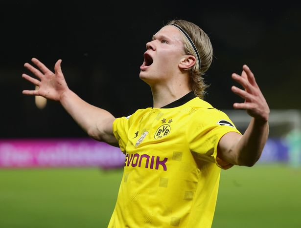 Erling Haaland to get dream Chelsea shirt number if he seals £150m transfer but on one condition - Bóng Đá