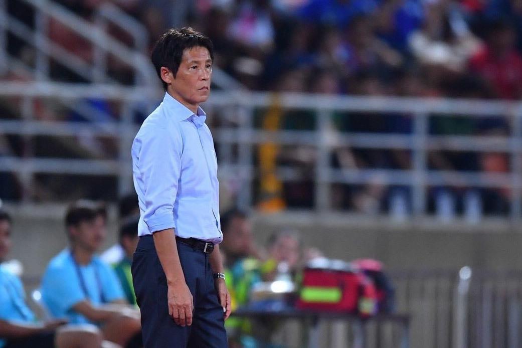 Thái Lan kém cỏi, HLV Nishino Akira bị sa thải? - Bóng Đá