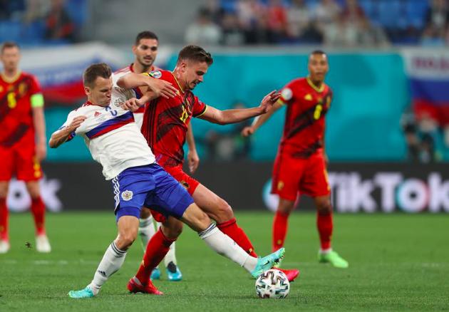 Nc247info tổng hợp: TRỰC TIẾP Bỉ 3-0 Nga (FT): Lukaku lập cú đúp
