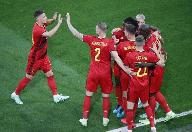 TRỰC TIẾP Bỉ 1-0 Nga (H1): Lukaku ghi bàn! - Bóng Đá
