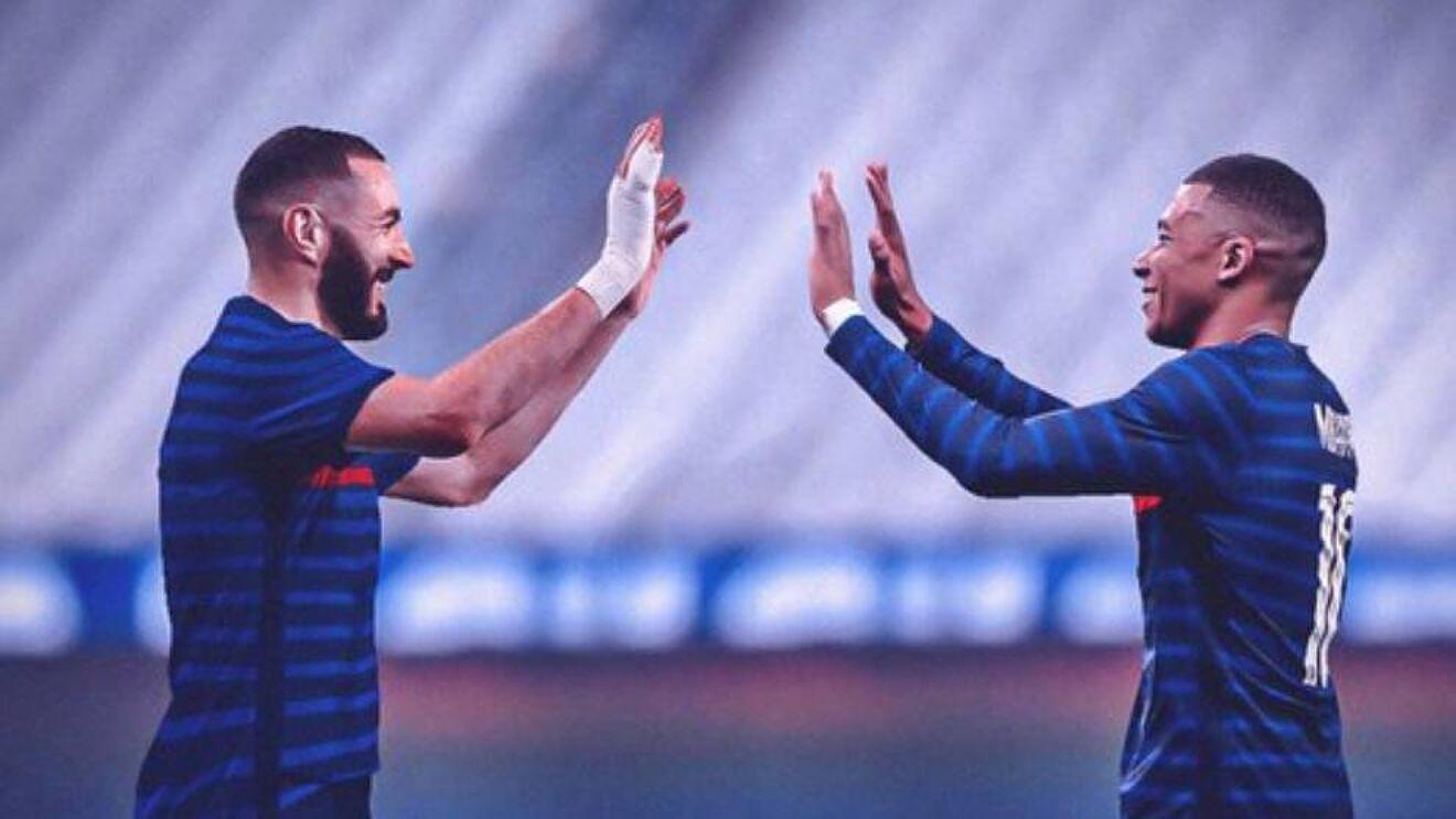 Tuyển Pháp có vấn đề trước khi ra quân ở EURO 2020? - Bóng Đá