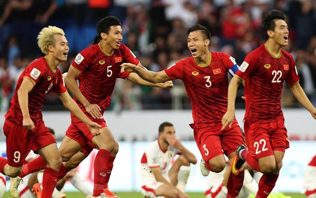 Việt Nam vào thẳng vòng chung kết Asian Cup 2023 - Bóng Đá