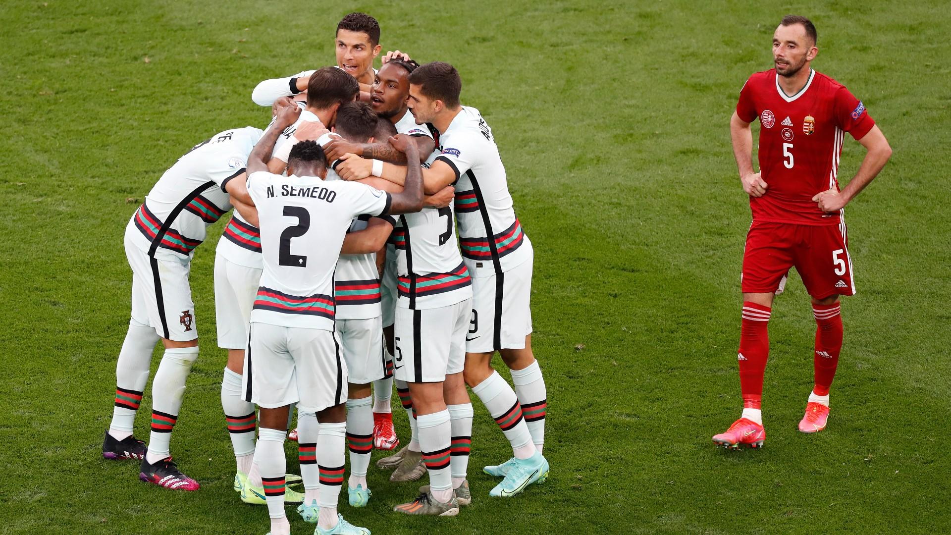 10 thống kê Hungary 0-3 Bồ Đào Nha: Ngả mũ Ronaldo! - Bóng Đá