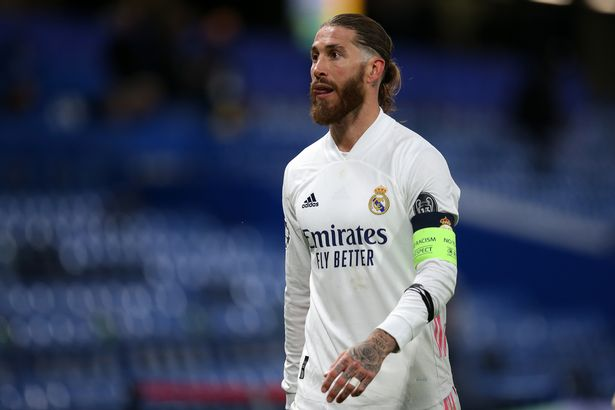 Sergio Ramos' comments on Man Utd as transfer speculation hots up after Real Madrid exit - Bóng Đá