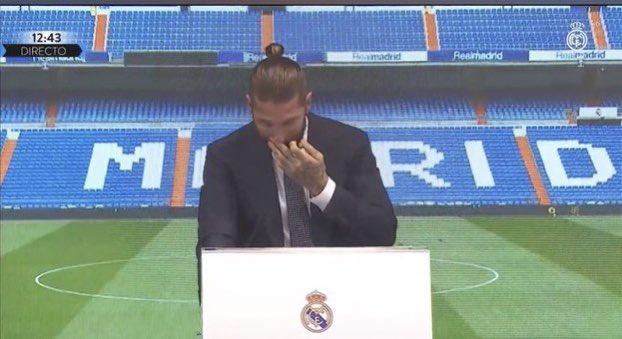 """Ramos: """"Tôi đồng ý HĐ 1 năm nhưng Real bảo thời hạn đã hết"""""""