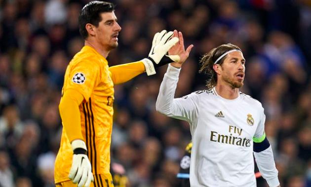 Jose Mourinho backs Sergio Ramos for Premier League move amid Chelsea transfer links - Bóng Đá