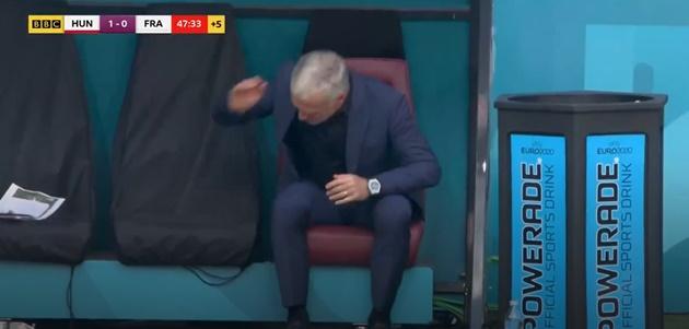Deschamps nổi giận sau bàn thua của tuyển Pháp - Bóng Đá