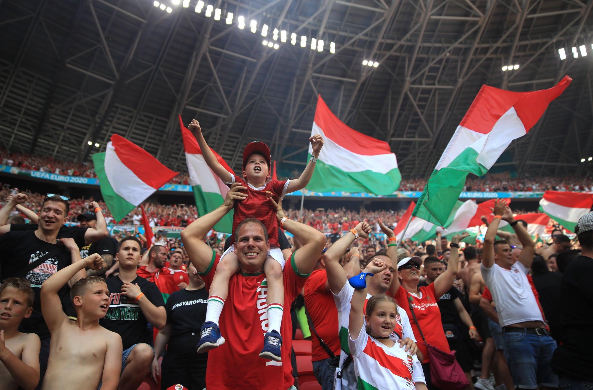 2 điều điên rồ xuất hiện ở trận Hungary 1-1 Pháp - Bóng Đá