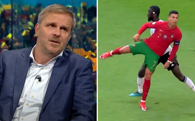 Cristiano Ronaldo branded 'a fool' by Didi Hamann for trying to humiliate Chelsea star - Bóng Đá