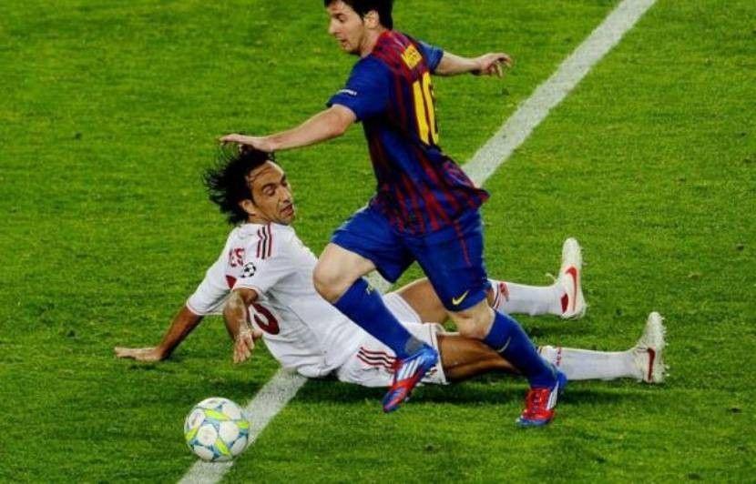 Alessandro Nesta on Messi - Bóng Đá