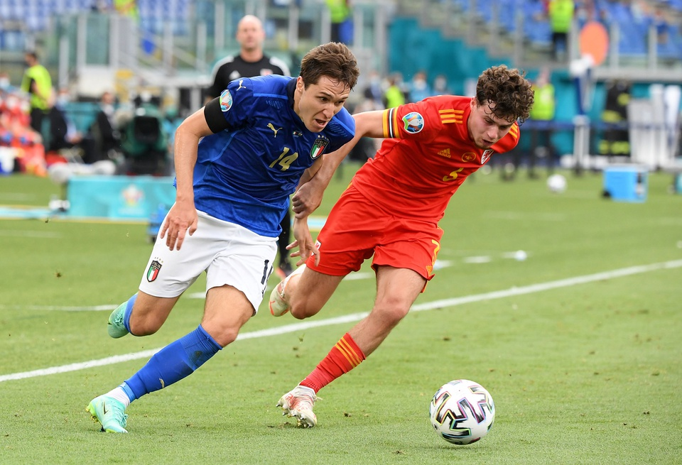 Kỷ lục lần đầu xuất hiện trong lịch sử EURO - Bóng Đá