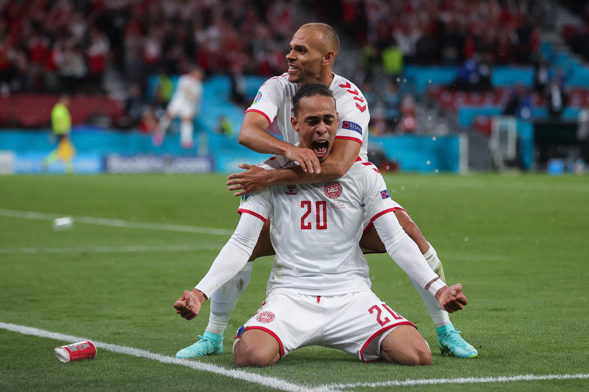 Quá tuyệt vời, tuyển Đan Mạch hoàn tất lời hứa với Eriksen - Bóng Đá