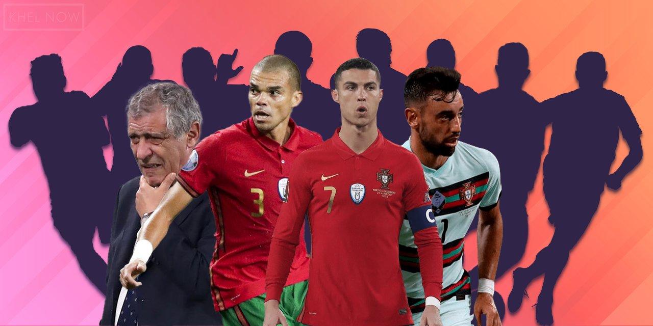 Đấu Pháp, Bồ Đào Nha ra sân với đội hình nào? - Bóng Đá