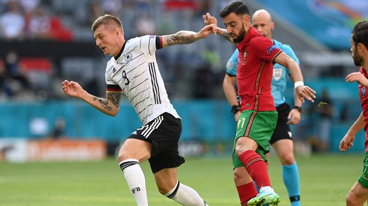 EURO2020: Bruno Fernandes has flopped, Mourinho says - Bóng Đá