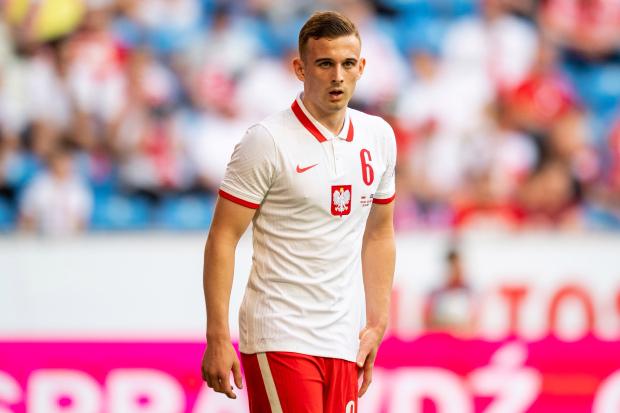 Man Utd want Euro 2020 record breaker Kacper Kozlowski, 17, but face transfer battle with European giants - Bóng Đá