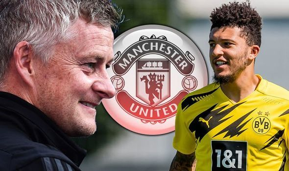 Patrick Berger - has recently revealed Borussia Dortmund's stance on Jadon Sancho's potential move to Manchester United this summer. - Bóng Đá