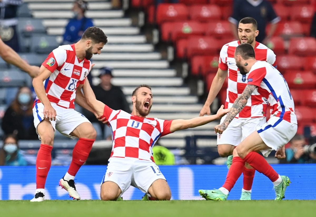 Modric quá đẳng cấp, ứng cử viên bàn thắng đẹp nhất EURO là đây - Bóng Đá