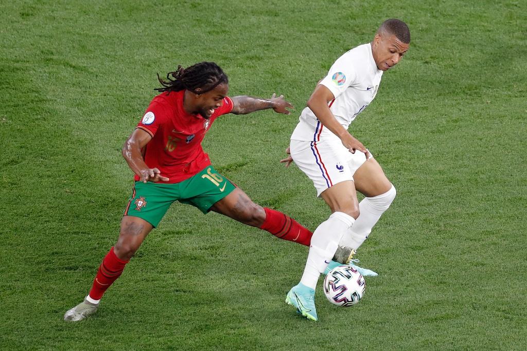 10 thống kê Bồ Đào Nha 2-2 Pháp: - Bóng Đá
