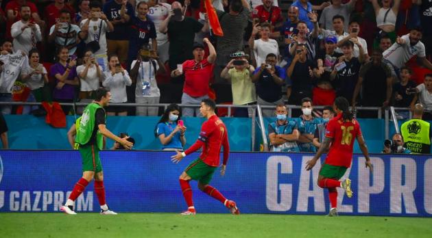 Ronaldo lập kỷ lục - Bóng Đá