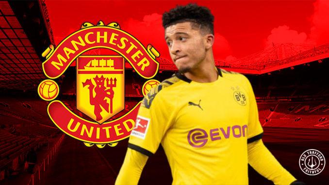 Jadon Sancho will be playing for Man United next season: Sky - Bóng Đá