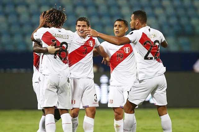 Venezuela vs Peru (04h00) - Bóng Đá
