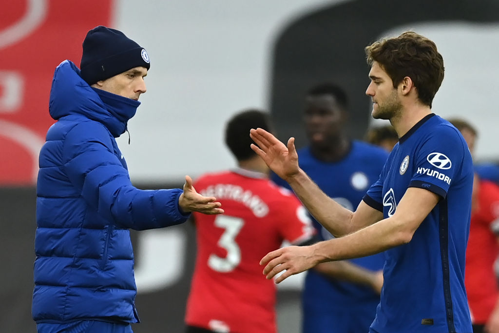 Chelsea defender Marcos Alonso has opened up about his struggles for minutes this season, particularly prior to Thomas Tuchel's arrival. - Bóng Đá