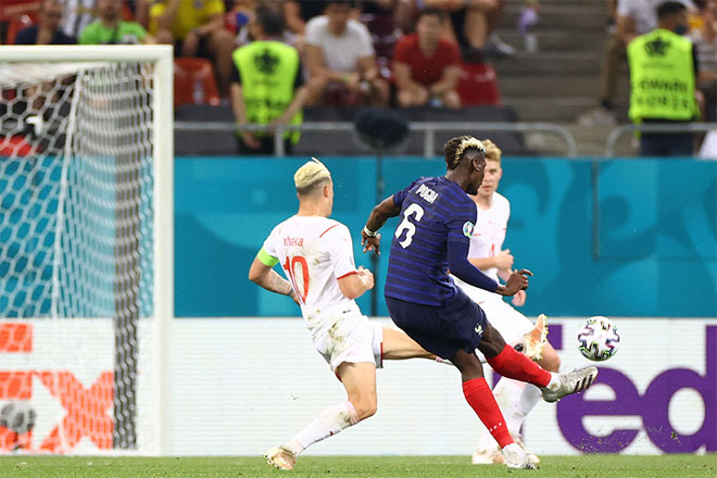 Pogba 'quậy tới bến' tại Mỹ sau sự cố ở EURO 2020 - Bóng Đá