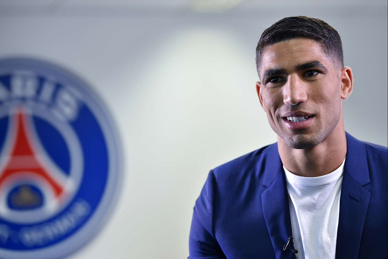 Hakimi joins PSG - Bóng Đá