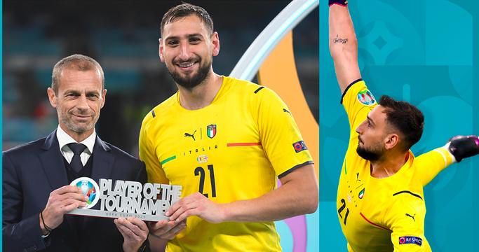 Cầu thủ 'trăm năm có một' tại EURO 2020 - Bóng Đá