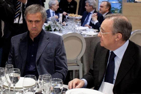 Scandal ở Real Madrid: Chủ tịch Perez chửi Mourinho, thóa mạ Ronaldo là kẻ bệnh hoạn - Bóng Đá