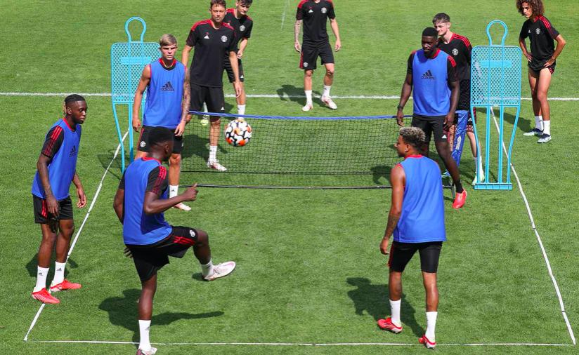 Solskjaer ra chỉ thị, cả đội Man Utd mệt bở hơi tai - Bóng Đá