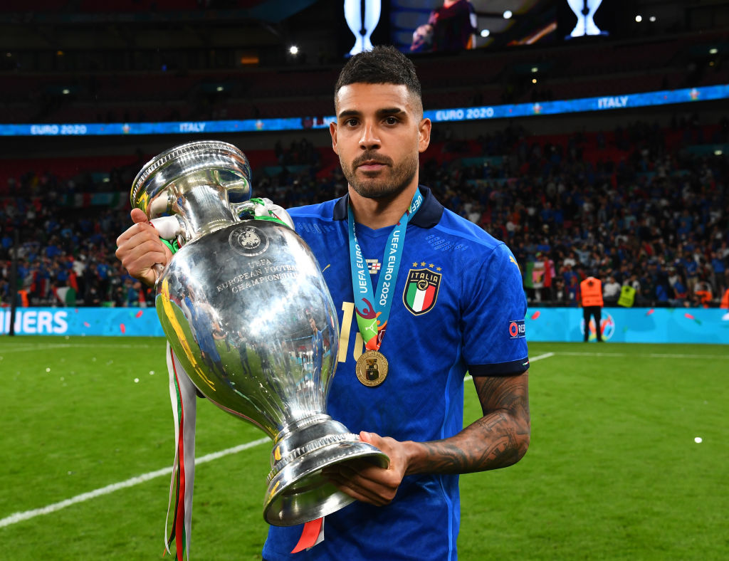 Emerson Palmieri has reportedly handed in his resignation letter to Chelsea amid interest from several Italian clubs. - Bóng Đá