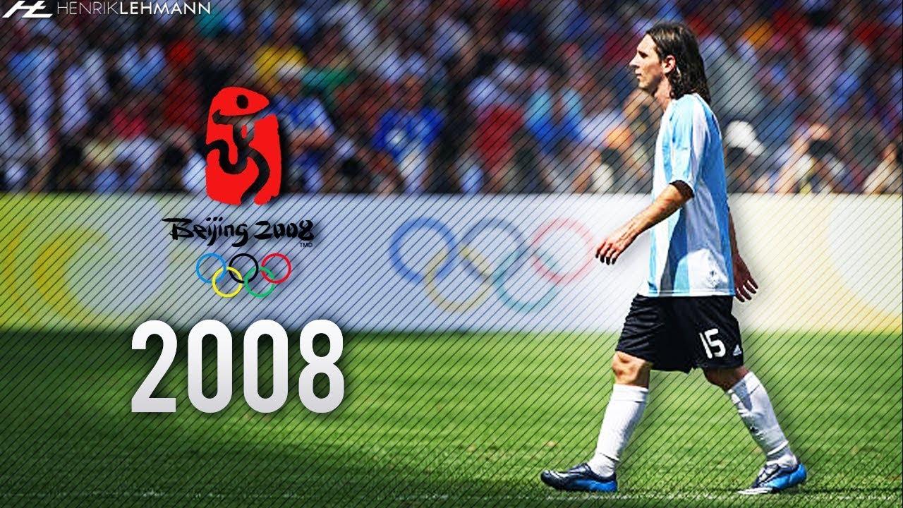 Ronaldo và Messi thể hiện thế nào tại Olympic? - Bóng Đá