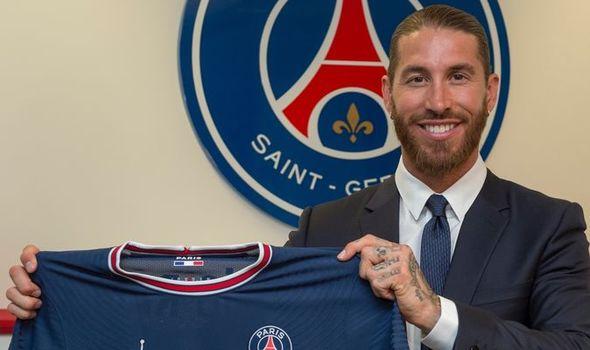 Presnel Kimpembe - Chelsea receive huge transfer boost because of Sergio Ramos - Bóng Đá