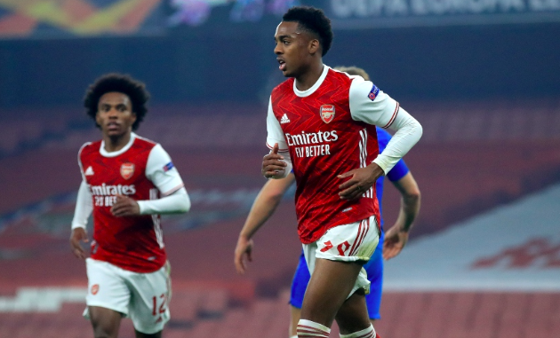 Joe Willock - Arsenal 'likely to sell' 21-year-old to PL club for £20m - Bóng Đá