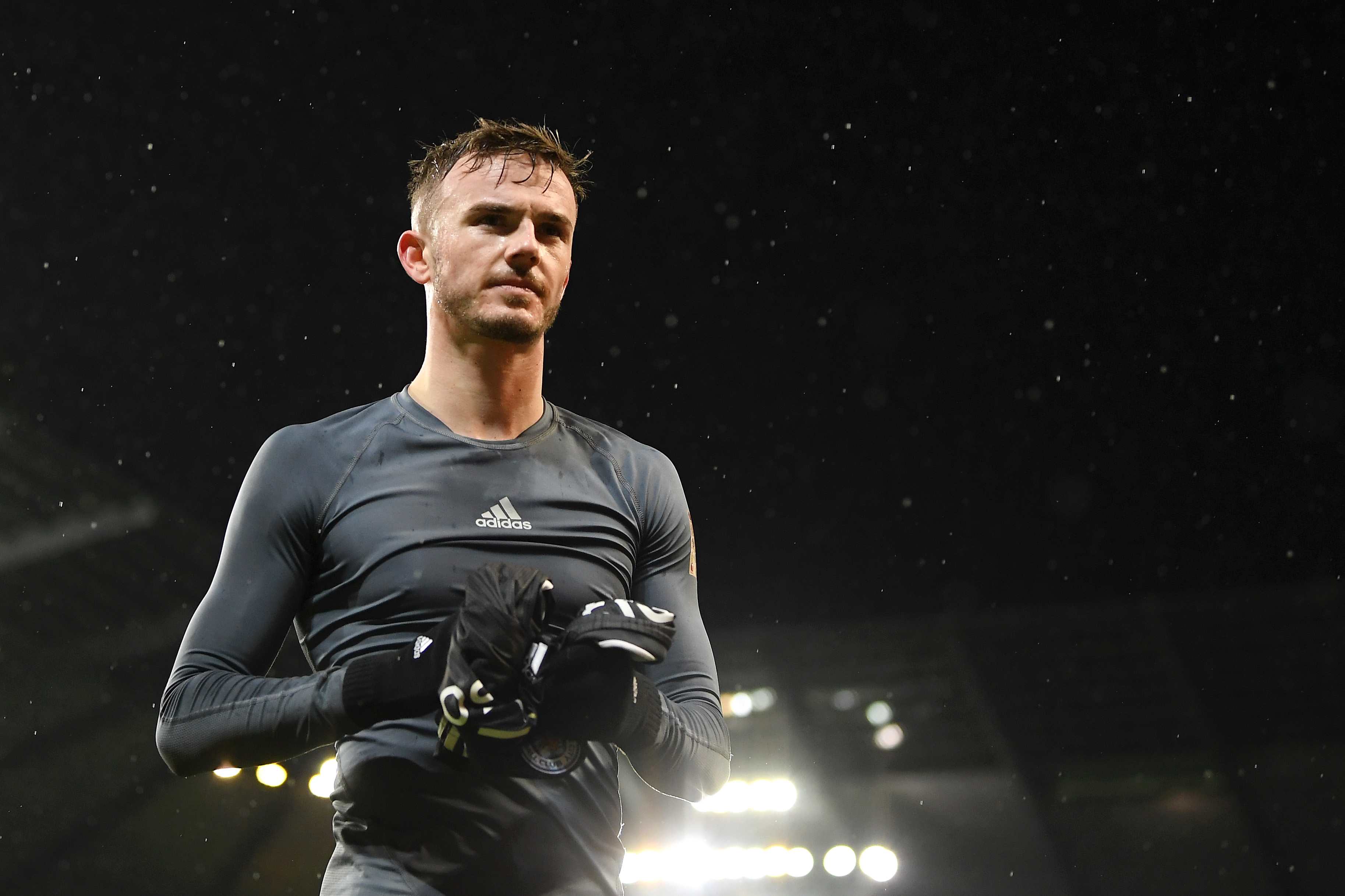 LEICESTER CITY READY TO LISTEN TO OFFERS FOR JAMES MADDISON - Bóng Đá