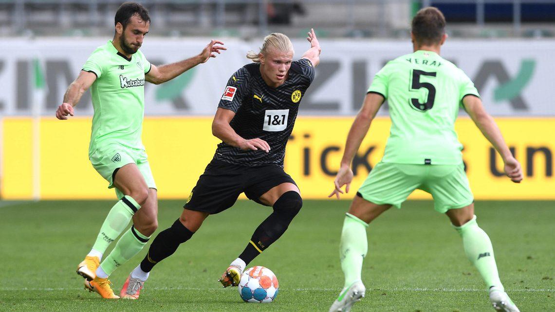 Haaland tịt ngòi, Dortmund thua trắng Bilbao - Bóng Đá