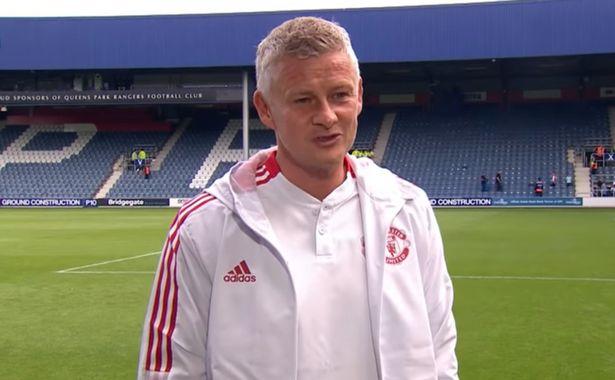 Ole Gunnar Solskjaer confirms when Jadon Sancho will join Man Utd squad and make debut - Bóng Đá