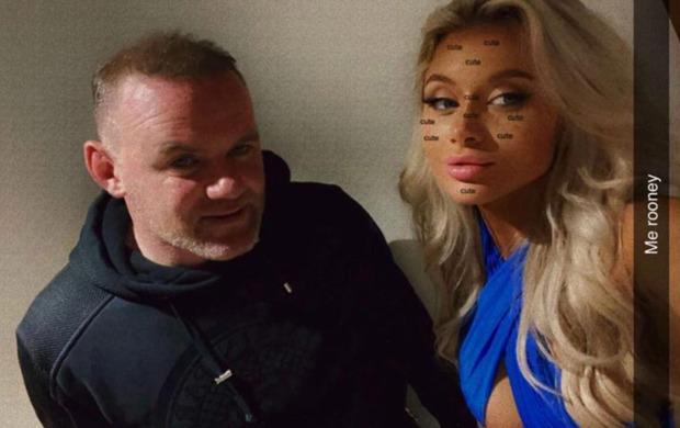 Nghi vấn Rooney qua đêm với 3 cô gái trong khách sạn - Bóng Đá