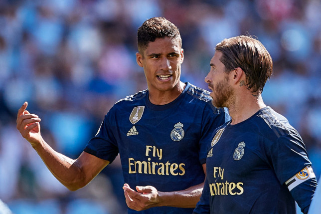 Sergio Ramos sends message to Raphael Varane over Manchester United transfer - Bóng Đá