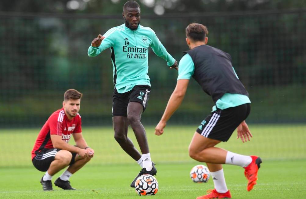 Tân binh cật lực, Arsenal sẵn sàng cho đại chiến Chelsea - Bóng Đá