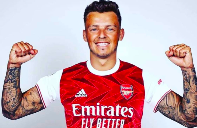 Ben White completed move to Arsenal - Bóng Đá