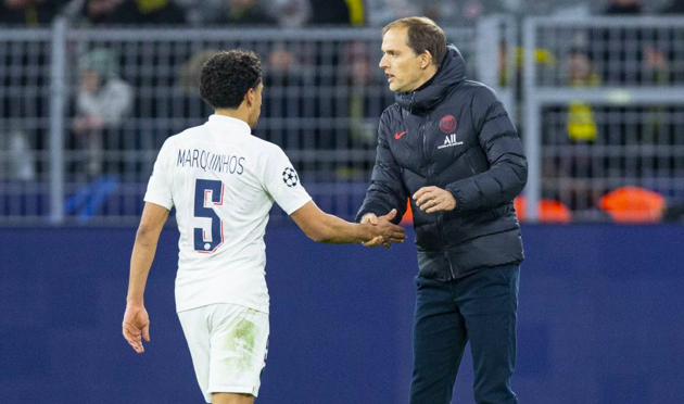 Fabrizio Romano reports that there's no chance Marquinhos is departing the capital club for the Premier League side - Bóng Đá