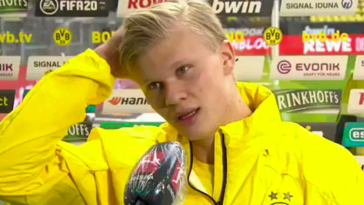 'Nothing': Fabrizio Romano provides update on Chelsea FC's Erling Haaland interest - Bóng Đá