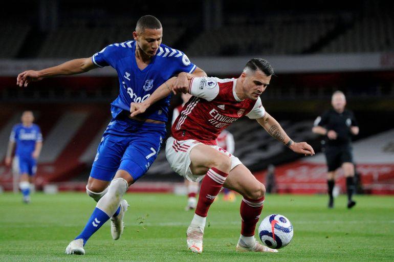 AS Roma give Arsenal a deadline to accept their offer for Xhaka - Bóng Đá