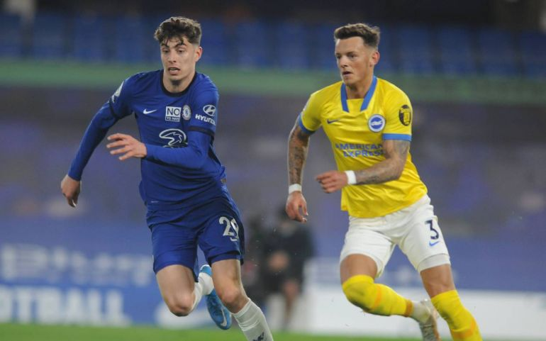 Chelsea looked at England international Ben White prior to his move to Arsenal, according to The Athletic. - Bóng Đá