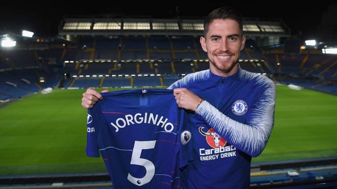 Chelsea can repeat Jorginho transfer trick to beat Man City to £150m star - Bóng Đá