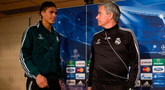 Jose Mourinho and Ed Woodward's disagreement over Man Utd new boy Raphael Varane - Bóng Đá