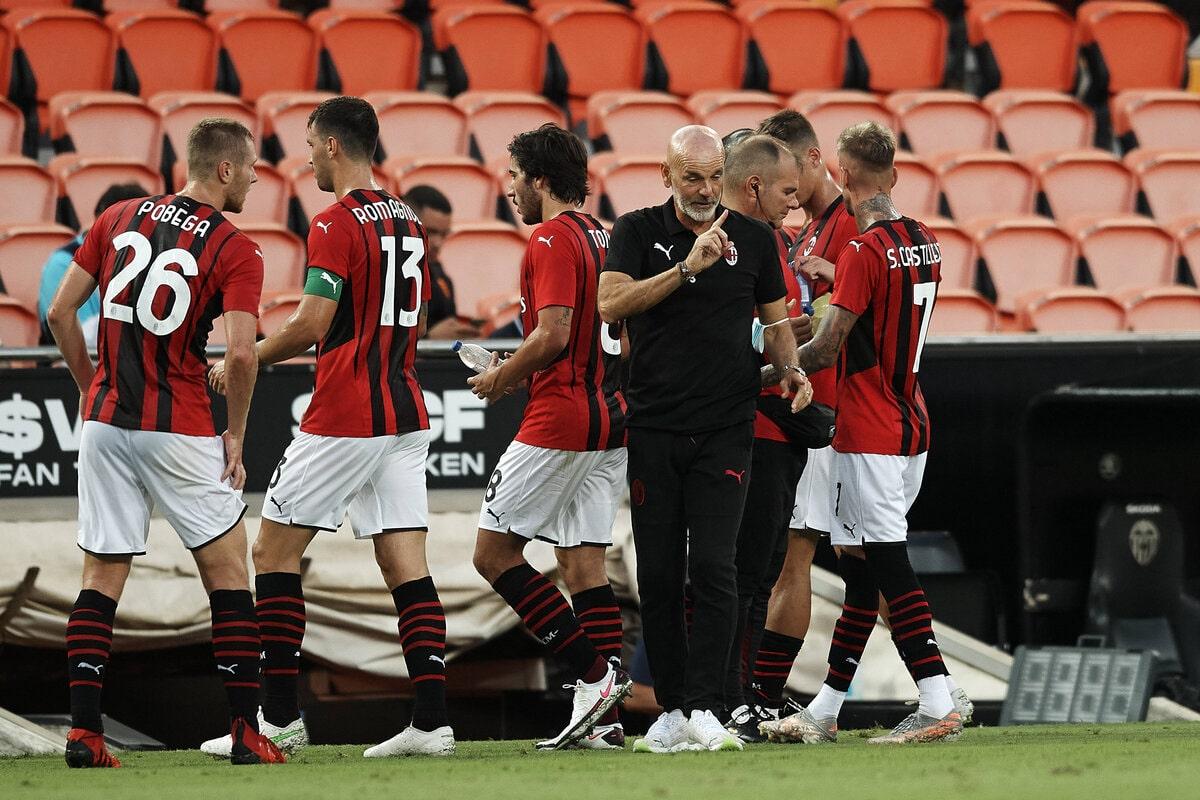 Giroud tịt ngòi, AC Milan bị đánh bại 3-5 trên chấm 11m - Bóng Đá